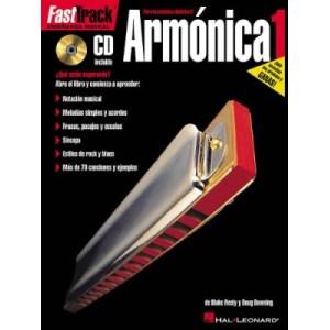 FastTrack Armónica Vol.1