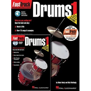 Fast Track Drums Method Starter