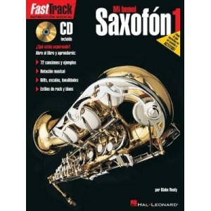 FastTrack Saxofón alto Bb Vol.1