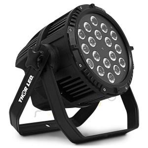 THOR PAR LED 18X15W RGBWA EXTERIOR