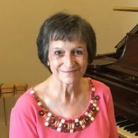 Mary Anna Ellis, Piano, Voice