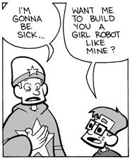 You\'ll Have That Robot