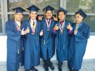 Civitas Students Run LA Graduates