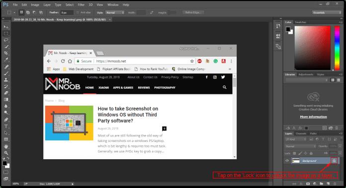 mac screenshot windows 7