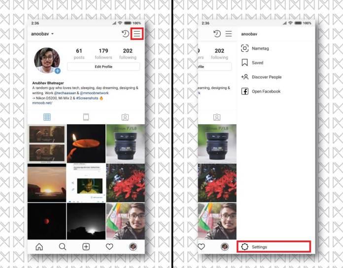 autoupdate instagram 1