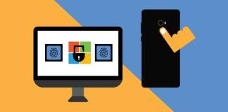 unlock windows android fingerprint