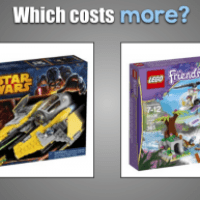 Is Lego Gender Biased?