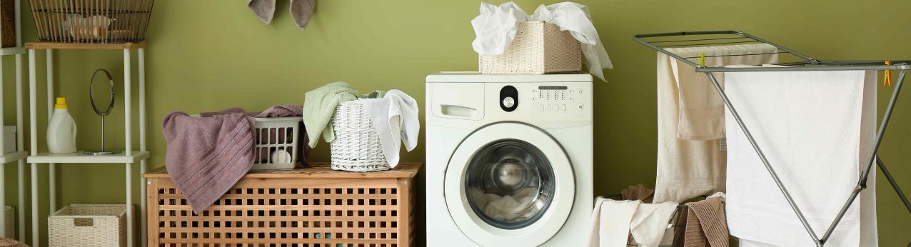 Funkcjonalna pralnia w domu on Pralnia W Domu Inspiracje  id=82820