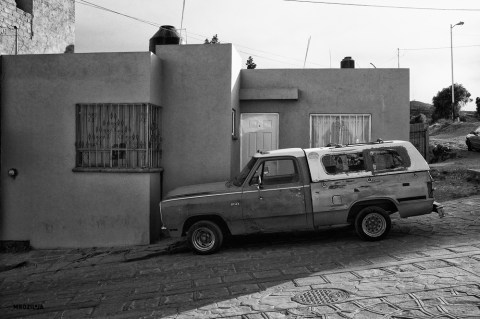 Mrozilla Street Photo @Mexico