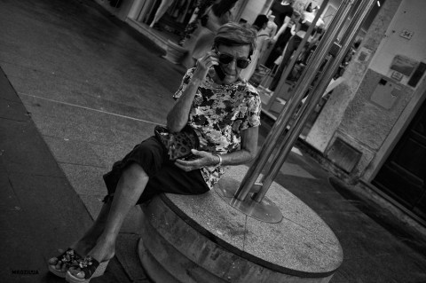Street photo @San Vincenzo