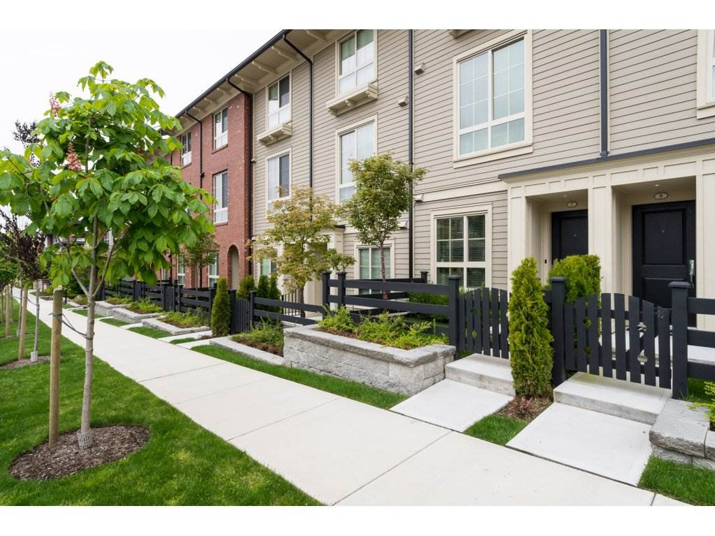 """Main Photo: 7 16261 23A Avenue in Surrey: Grandview Surrey Townhouse for sale in """"Morgan"""" (South Surrey White Rock)  : MLS®# R2168216"""