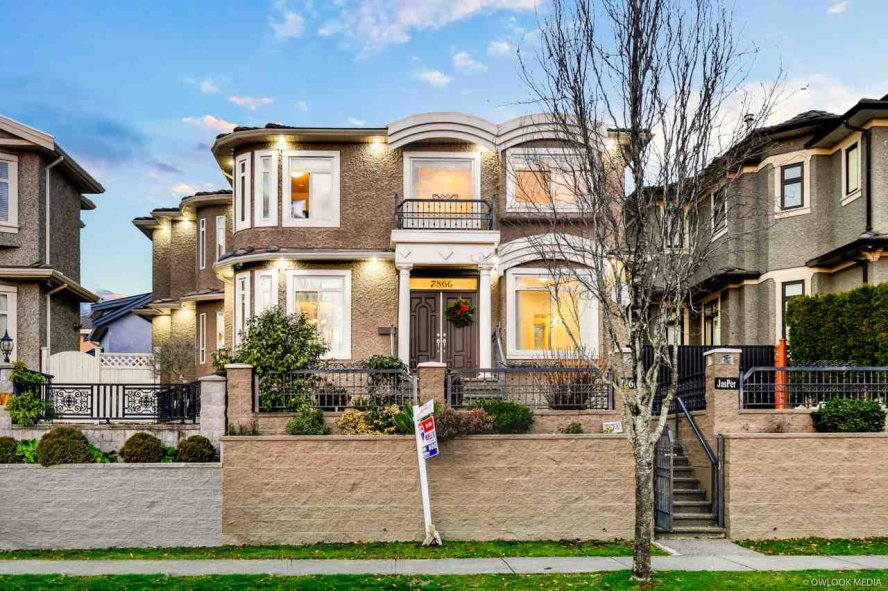 Main Photo: 7860 JASPER Crescent in Vancouver: Fraserview VE House for sale (Vancouver East)  : MLS®# R2528864
