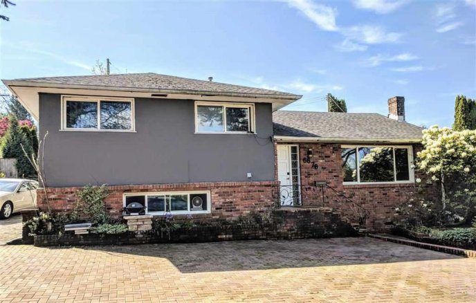 Main Photo: 6676 OAKLAND Street in Burnaby: Upper Deer Lake House for sale (Burnaby South)  : MLS®# R2363134