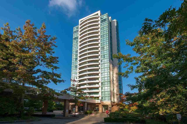 "Main Photo: 1505 5833 WILSON Avenue in Burnaby: Central Park BS Condo for sale in ""Paramount 1 by Bosa"" (Burnaby South)  : MLS®# R2339019"