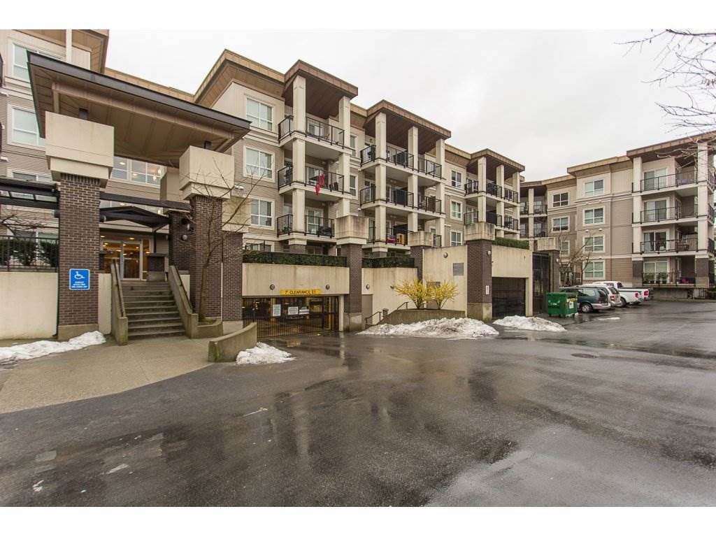 "Main Photo: 211 9655 KING GEORGE Boulevard in Surrey: Whalley Condo for sale in ""GRUV"" (North Surrey)  : MLS®# R2139260"