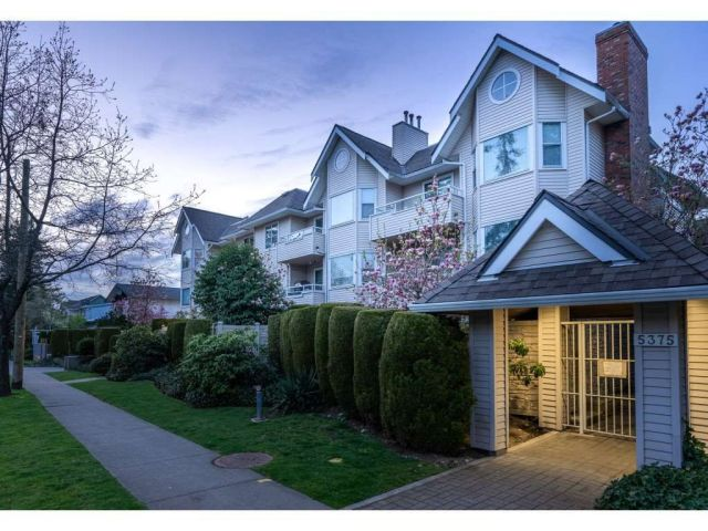 "Main Photo: 105 5375 VICTORY Street in Burnaby: Metrotown Condo for sale in ""THE COURTYARD"" (Burnaby South)  : MLS®# R2357263"