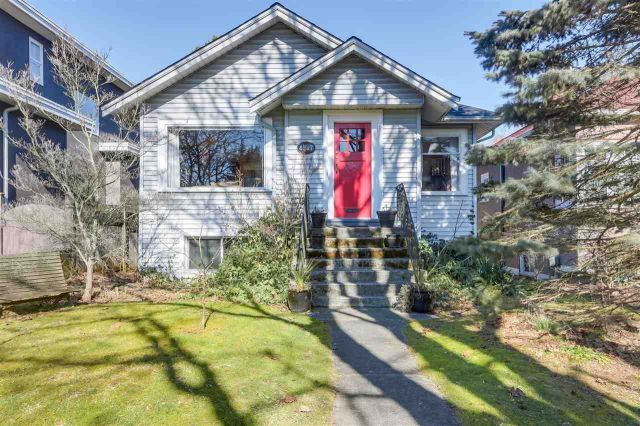 Main Photo: 4247 W 15TH Avenue in Vancouver: Point Grey House for sale (Vancouver West)  : MLS®# R2345805