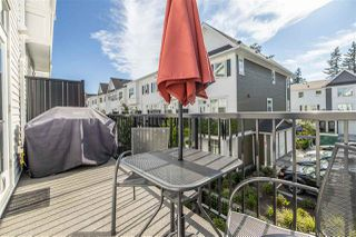 """Photo 27: 74 27735 ROUNDHOUSE Drive in Abbotsford: Aberdeen Townhouse for sale in """"Roundhouse"""" : MLS®# R2485812"""