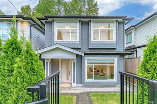 Photo 1: 5430 CANADA Way in Burnaby: Burnaby Lake House 1/2 Duplex for sale (Burnaby South)  : MLS®# R2461226