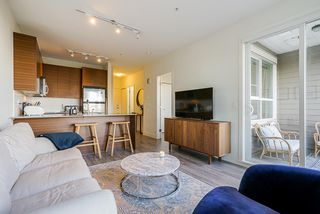 """Photo 1: 215 5788 SIDLEY Street in Burnaby: Metrotown Condo for sale in """"Machperson Walk North"""" (Burnaby South)  : MLS®# R2528004"""