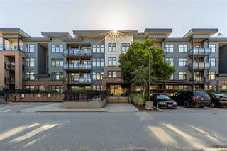 """Photo 32: 406 20062 FRASER Highway in Langley: Langley City Condo for sale in """"Varsity"""" : MLS®# R2461076"""