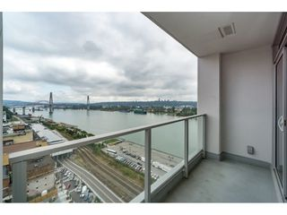 "Photo 2: 2005 668 COLUMBIA Street in New Westminster: Quay Condo for sale in ""TRAPP & HOLBROOK"" : MLS®# R2203943"