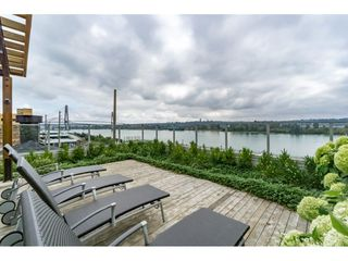 "Photo 18: 2005 668 COLUMBIA Street in New Westminster: Quay Condo for sale in ""TRAPP & HOLBROOK"" : MLS®# R2203943"