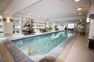 "Photo 16: 3502 1111 W PENDER Street in Vancouver: Coal Harbour Condo for sale in ""VANTAGE"" (Vancouver West)  : MLS®# R2331426"