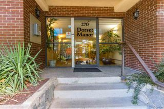 """Photo 19: 309 270 W 1ST Street in North Vancouver: Lower Lonsdale Condo for sale in """"Dorset Manor"""" : MLS®# R2304952"""