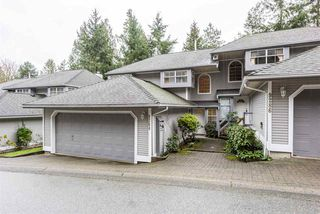 Photo 1: 9284 GOLDHURST Terrace in Burnaby: Forest Hills BN Townhouse for sale (Burnaby North)  : MLS®# R2347920