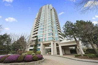 """Photo 1: 804 6611 SOUTHOAKS Crescent in Burnaby: Highgate Condo for sale in """"GEMINI 1"""" (Burnaby South)  : MLS®# R2464575"""