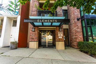 """Photo 1: 407 2515 ONTARIO Street in Vancouver: Mount Pleasant VW Condo for sale in """"ELEMENTS"""" (Vancouver West)  : MLS®# R2528697"""