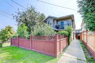 Photo 1: 5938 HARDWICK Street in Burnaby: Central BN 1/2 Duplex for sale (Burnaby North)  : MLS®# R2497096