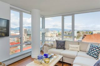 """Photo 4: 1807 188 KEEFER Street in Vancouver: Downtown VE Condo for sale in """"188 Keefer"""" (Vancouver East)  : MLS®# R2453086"""