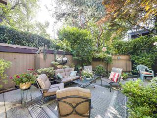 "Photo 2: 4349 ARBUTUS Street in Vancouver: Quilchena Townhouse for sale in ""ARBUTUS WEST"" (Vancouver West)  : MLS®# R2498028"