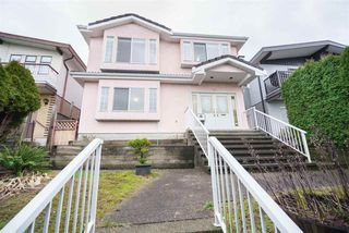 Photo 1: 5812 DUMFRIES Street in Vancouver: Killarney VE House for sale (Vancouver East)  : MLS®# R2528055