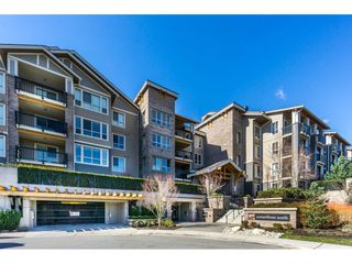 "Photo 1: 214 5655 210A Street in Langley: Salmon River Condo for sale in ""Cornerstone North"" : MLS®# R2248481"