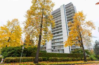 "Photo 1: 607 6455 WILLINGDON Avenue in Burnaby: Metrotown Condo for sale in ""PARKSIDE MANOR"" (Burnaby South)  : MLS®# R2337376"