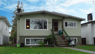 Photo 1: 6031 CULLODEN Street in Vancouver: South Vancouver House for sale (Vancouver East)  : MLS®# R2528087