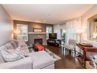 """Photo 3: 123 19750 64 Avenue in Langley: Willoughby Heights Condo for sale in """"The Davenport"""" : MLS®# R2144269"""