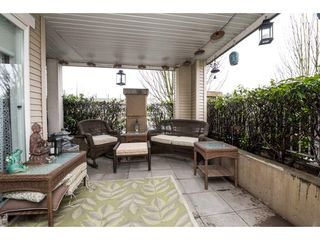 """Photo 12: 123 19750 64 Avenue in Langley: Willoughby Heights Condo for sale in """"The Davenport"""" : MLS®# R2144269"""
