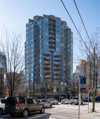 """Photo 2: 1101 1212 HOWE Street in Vancouver: Downtown VW Condo for sale in """"1212 HOWE"""" (Vancouver West)  : MLS®# R2351549"""