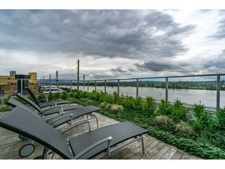 """Photo 20: 712 668 COLUMBIA Street in New Westminster: Quay Condo for sale in """"TRAPP AND HOLBROOK"""" : MLS®# R2178906"""