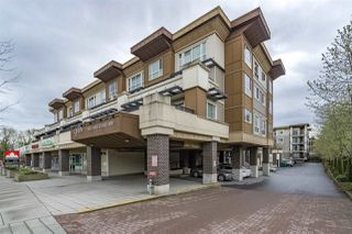 """Photo 1: 223 9655 KING GEORGE Boulevard in Surrey: Whalley Condo for sale in """"The Gruv"""" (North Surrey)  : MLS®# R2159457"""