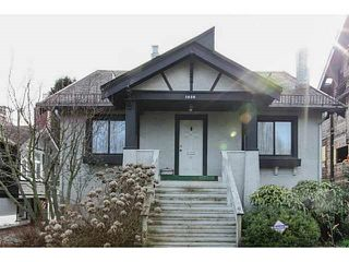 Photo 1: 1826 W 12 Avenue in Vancouver: Kitsilano House for sale (Vancouver West)  : MLS®# R2327557