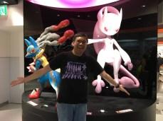 Mega Mewtwo Y, Mega Lucario, and me