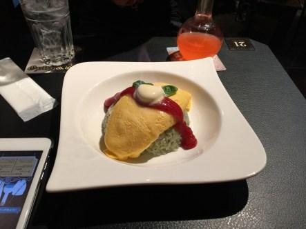 Tonberry Omelet Rice... Doink!