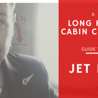 A long haul cabin crew's guide to JET LAG!