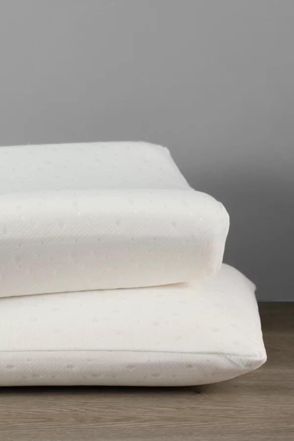 memory foam contour pillow duvet inners pillows shop bedroom