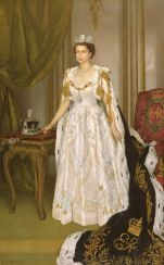 Queen_Elizabeth_II_Coronation_Portrait_Herbert_James_Gunn